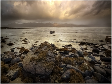 Clouds Over Loch Linnhe